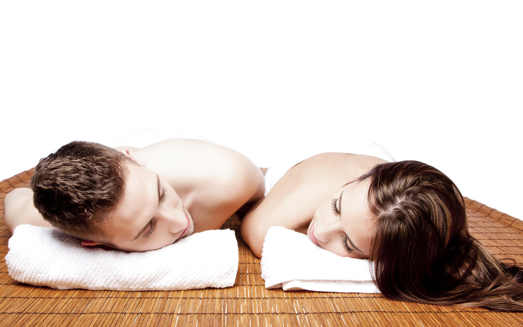 Couples retreat having a relaxing spa • Spa Holidays by Holiday Hamster