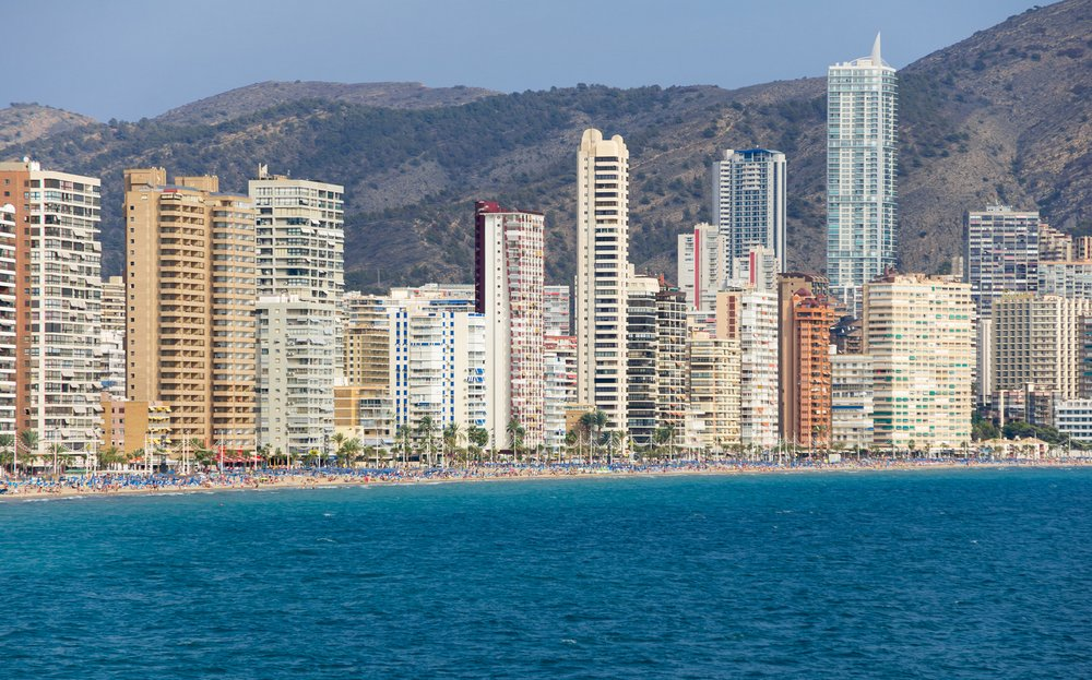 Benidorm, Spain by Holiday Hamster