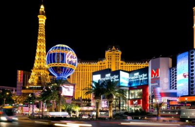 Las Vegas, Nevada, USA by Holiday Hamster