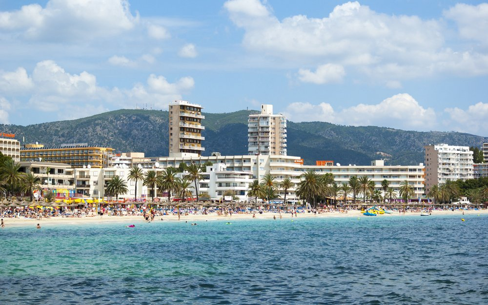 Magaluf, Mallorca by Holiday Hamster