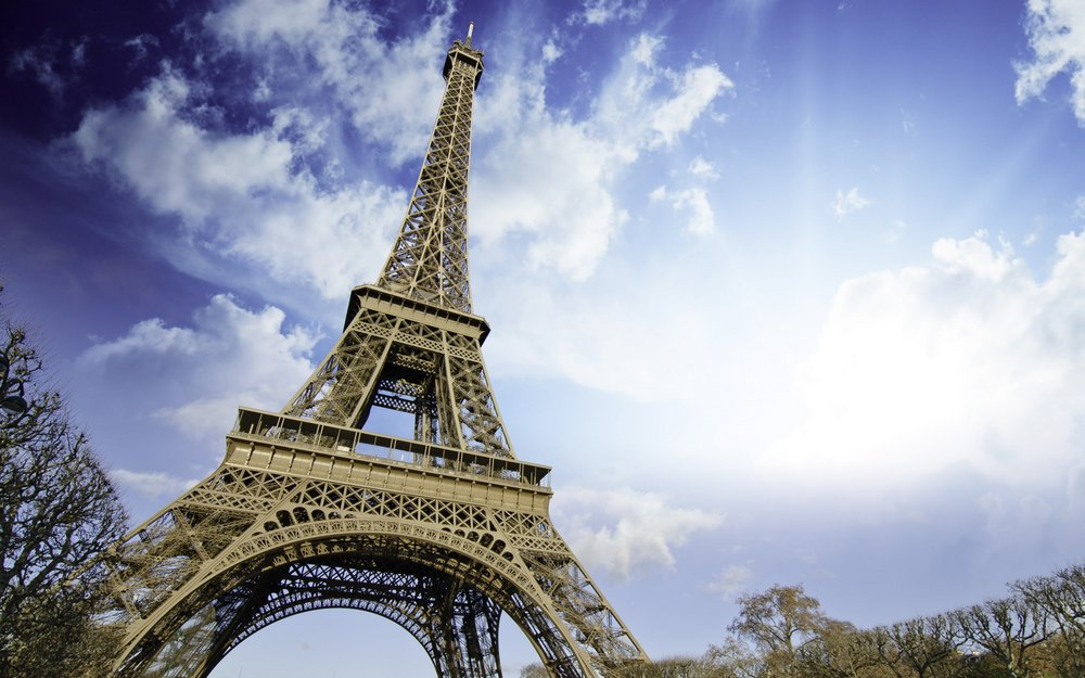 Eiffel Tower • Paris, France by Holiday Hamster