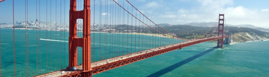 San Francisco, California, USA by Holiday Hamster