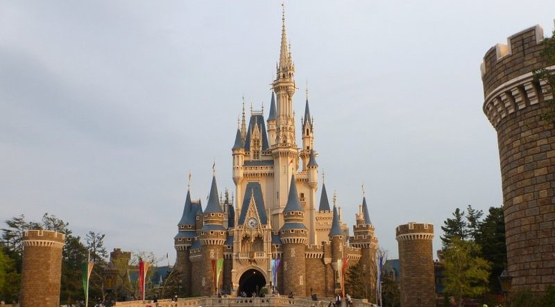 Tokyo Disneyland Resort, Japan