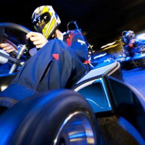 50 Lap Karting Race for Two Gift Experience with Holiday Hamster