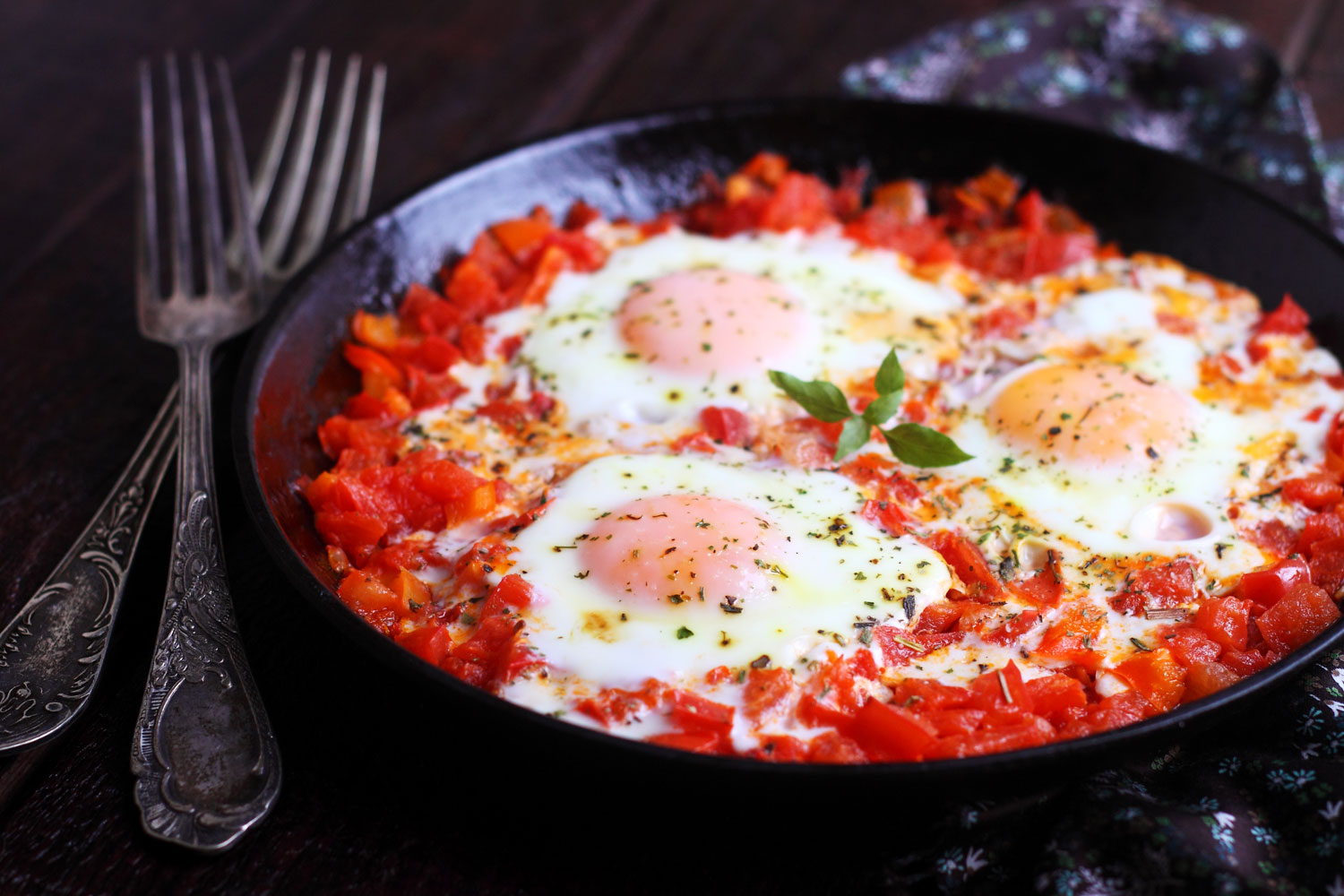 A Dish of Shakshuka