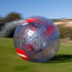Aqua Zorbing for Two Gift Experience from Holiday Hamster