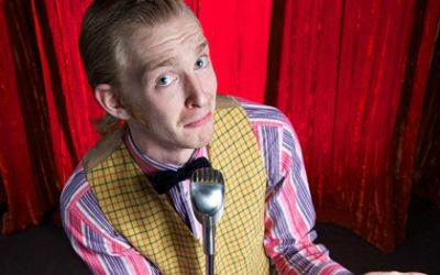 Comedy Night Experience for Two with Holiday Hamster