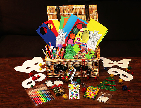 Crafty Kids Gift Experience from Holiday Hamster