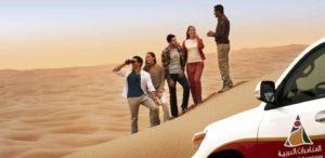 Dinner Dune Safari, Dubai