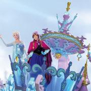 Disneyland Paris Disney's Stars on Parade with Holiday Hamster