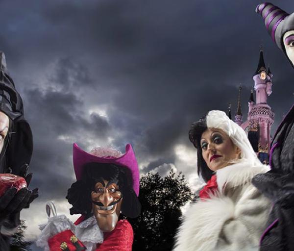 Disneyland Paris Halloween Party Ticket 2017