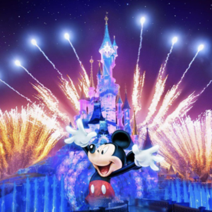 Disneyland Paris New Year's Eve Party 2017
