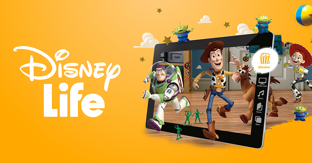 FREE DisneyLife Subscription with Holiday Hamster