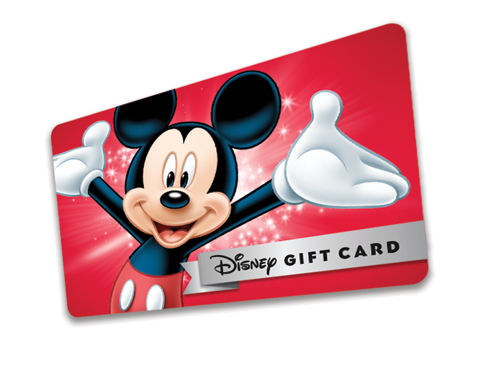 FREE $200 Disney Gift Card with Holiday Hamster