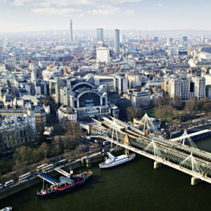 Glimpse of London Skyline Tour for Two Gift Experience from Holiday Hamster