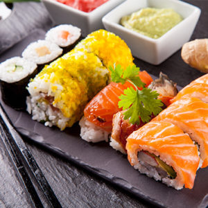 Half Day Sushi Class with Lunch Gift Experience from Holiday Hamster