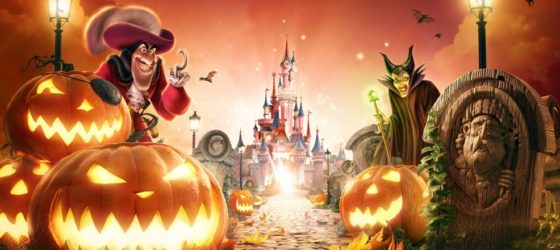Halloween at Disneyland Paris 2017