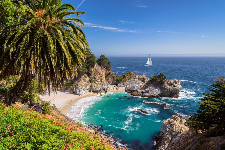 Julia Pfeiffer Beach, California, USA
