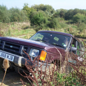Junior 4X4 Off Road Driving Experience Gift Experience from Holiday Hamster