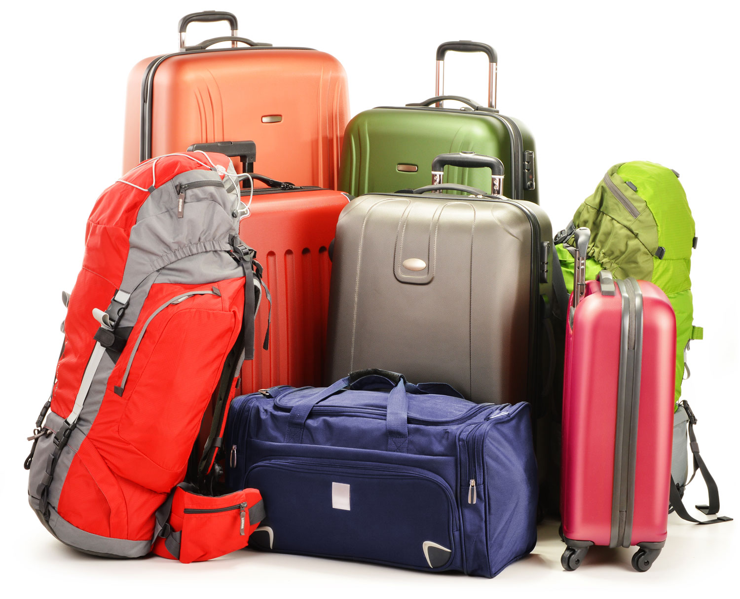 Which type will you choose as your main luggage?