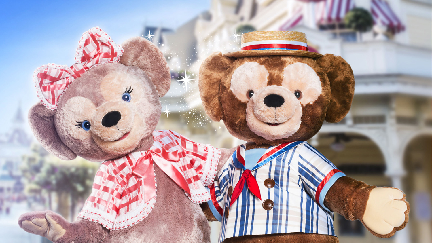 Meet the Rarest and Fairest Disney Characters ShellieMay and Duffy