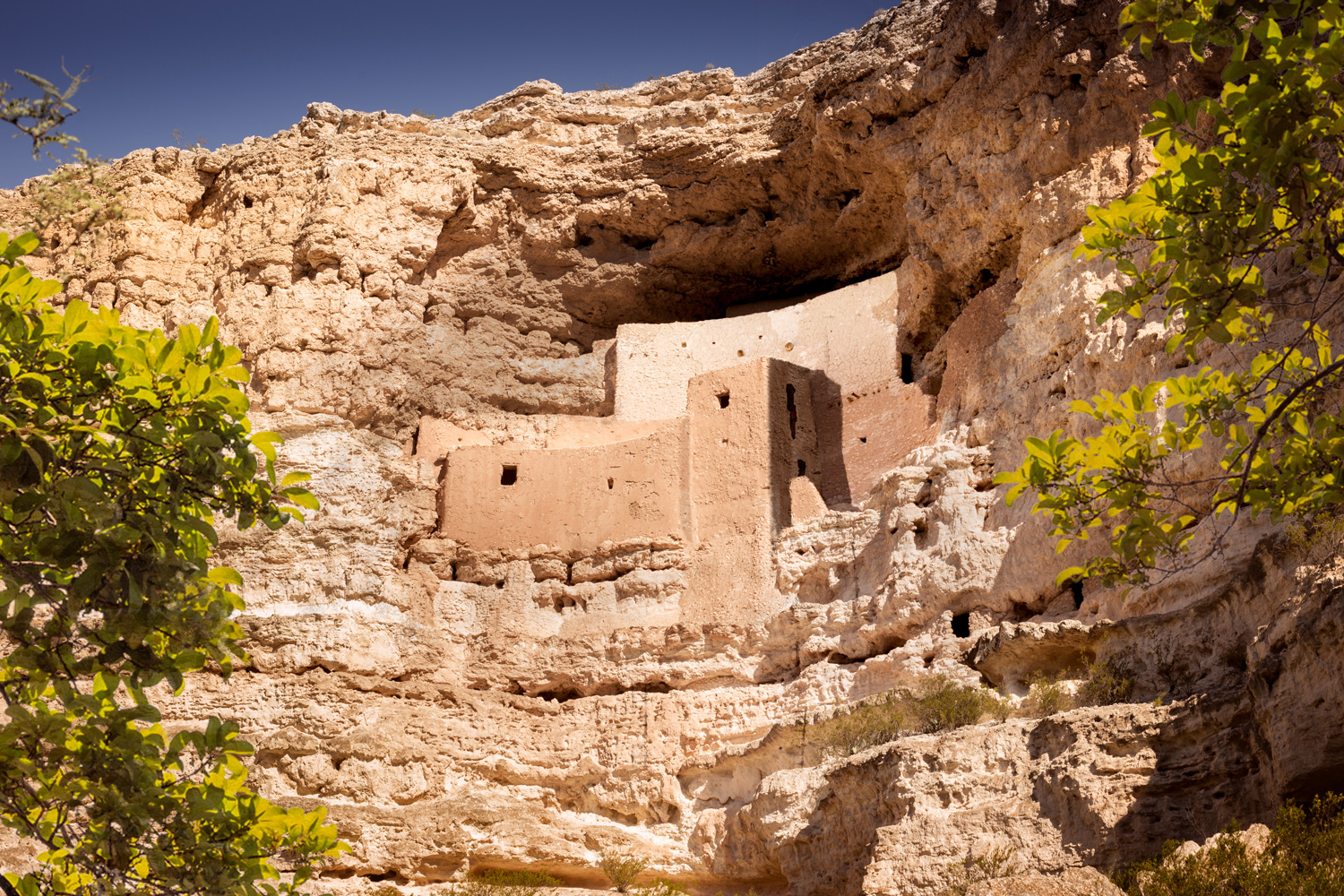 Montezuma's Castle, Camp Verde, Arizona, USA