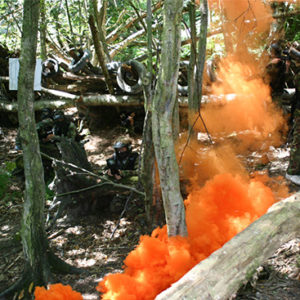 Paintballing for Four with Holiday Hamster