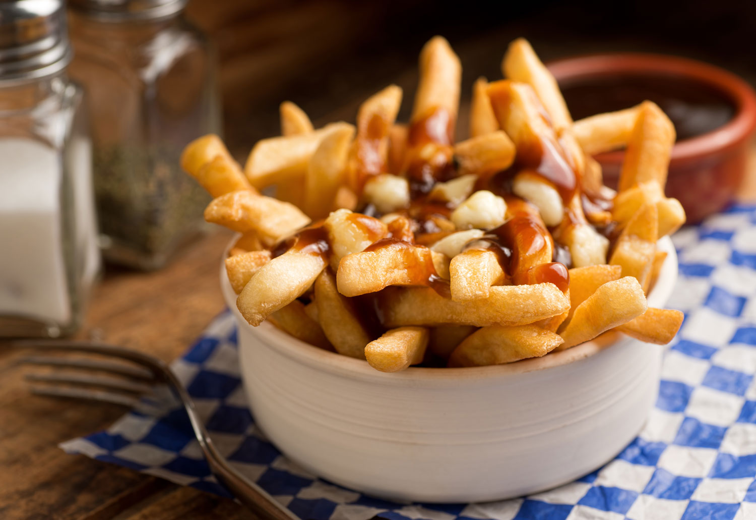 Poutine, a Classic Canadian Dish