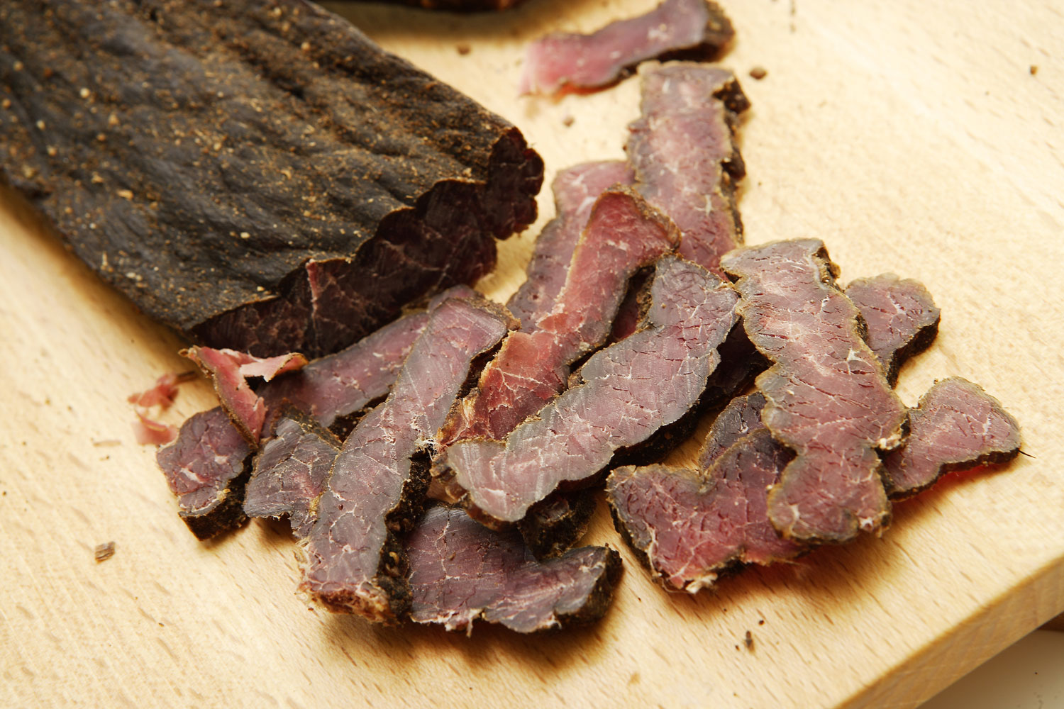 Savoury Strips of Biltong
