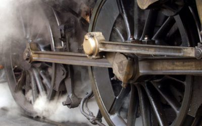 Steam Train Experience for Two Gift Experience from Holiday Hamster