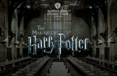 The Making of Harry Potter Studio Tour with Holiday Hamster