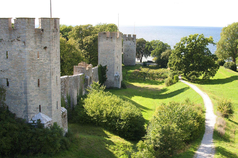 The Medieval City of Visby, Gotland