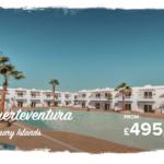 Thomas Cook Offer to Fuerteventura