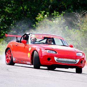 Triple Supercar Drive for Juniors Gift Experience with Holiday Hamster