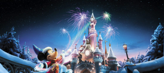 Visit Disneyland Paris for Christmas 2017 with Holiday Hamster
