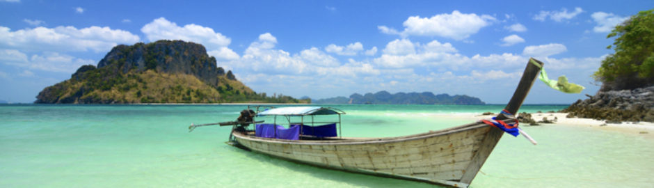 Visit Krabi, Thailand with Holiday Hamster