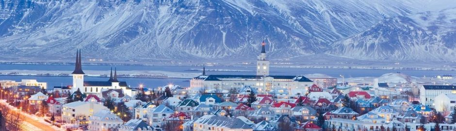 Visit Reykjavik with Holiday Hamster
