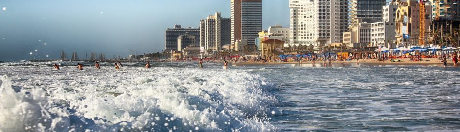 Visit Tel Aviv, Israel with Holiday Hamster