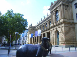 The Frankfurter Borse