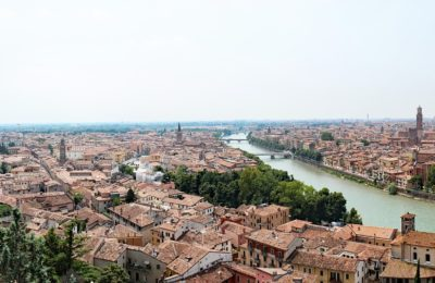 Visit Verona, Italy with Holiday Hamster