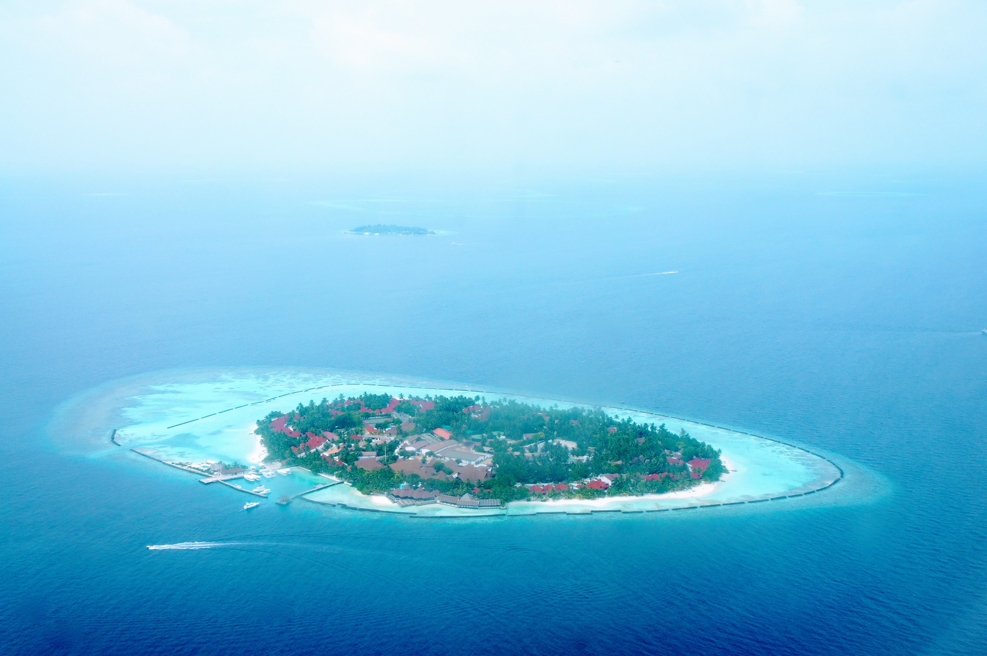 7 Nights All Inclusive in the Maldives with Holiday Hamster